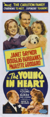 The Young in Heart 1938 DVD - Douglas Fairbanks Jr